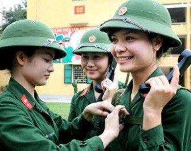Điểm chuẩn nguyện vọng bổ sung của các trường quân đội