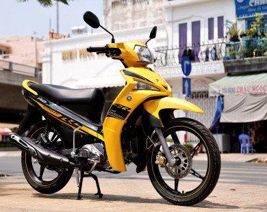 8 xe số bán chạy nhất trong nửa đầu 2017 ở Việt Nam