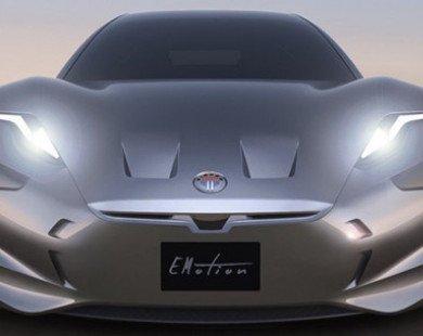 EMotion - đối thủ của Tesla Model 3 sắp ra mắt