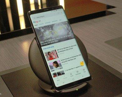 Ảnh thực tế Galaxy Note 8: Toàn diện nhưng chưa đột phá