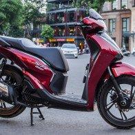 Honda SH Việt gắn bodykit phong cách SH 300i