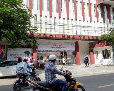 Trường quốc tế tuyển sinh lớp một khi chưa được phép