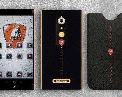 Lamborghini trình làng điện thoại Android siêu sang