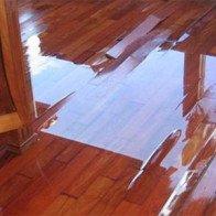 Xử lý sự cố nước mưa tràn từ tầng thượng gây hỏng đồ đạc?