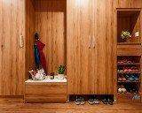Các mẫu tủ giày đa năng cho không gian nội thất hiện đại