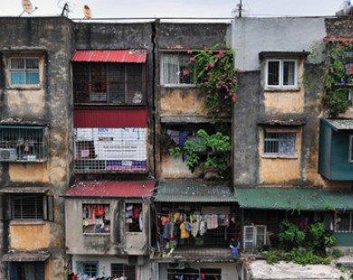 Loay hoay bài toán cân đối lợi ích khi cải tạo chung cư cũ tại Hà Nội