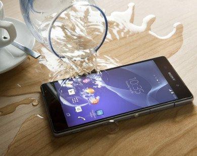 Sony bị kiện vì không bảo hành smartphone ngấm nước