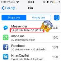 Chức năng ẩn của iOS cho biết bạn đang lãng phí thời gian như thế nào