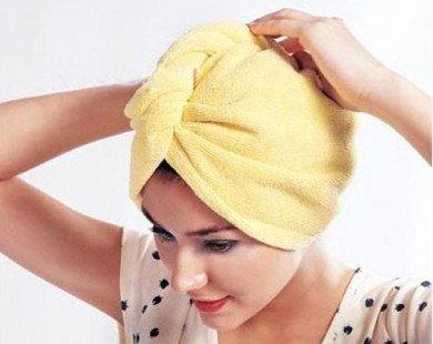 Cách hấp tóc bằng tinh dầu và bằng kem