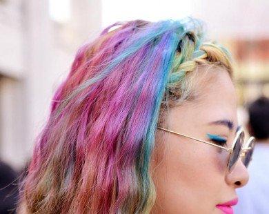 Các màu tóc nhuộm nổi bật