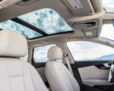 Xe Audi sẽ tích hợp cửa sổ trời với pin năng lượng mặt trời