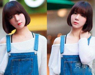 15 mẫu tóc đẹp Hàn Quốc mang phong cách nhẹ nhàng, nữ tính