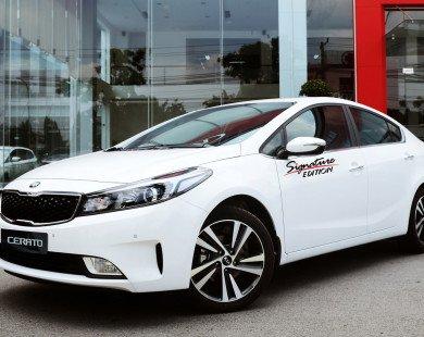 10 mẫu ôtô rẻ nhất theo từng phân khúc tại Việt Nam