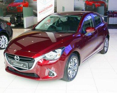 Mazda 2 2017 GVC có giá từ 470 triệu đồng ở Malaysia