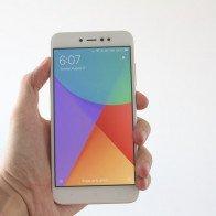 Mở hộp Redmi Note 5A - smartphone giá rẻ của Xiaomi