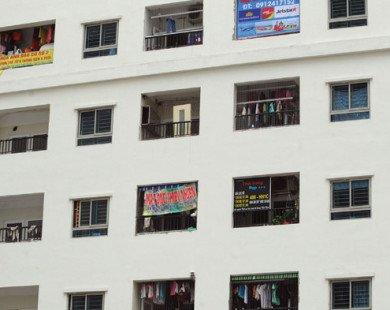 TP. Hà Nội chuẩn bị tổng kiểm tra chung cư thương mại