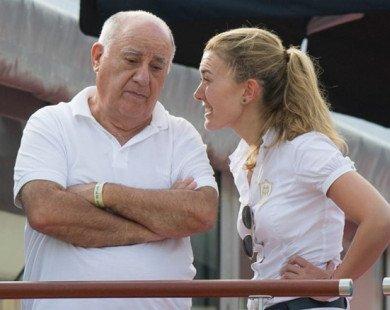 Ông chủ Zara lại trở thành người giàu nhất thế giới