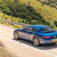 Xe siêu sang Bentley Continental GT 2018 ra mắt
