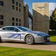 Aston Martin loại bỏ hoàn toàn động cơ đốt trong vào năm 2030
