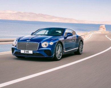 Những thay đổi trên Bentley Continental GT so với thế hệ cũ