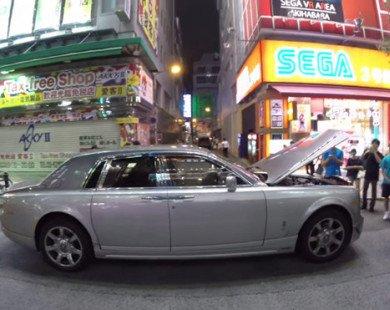 Rolls-Royce Phantom dùng động cơ Toyota 900 mã lực