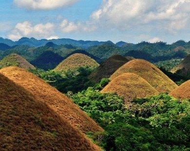 Du lịch Philippines đừng quên ghé thăm đồi Sôcôla