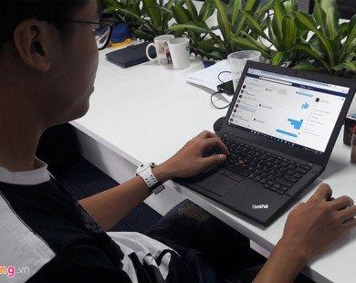 Cảnh báo trúng thưởng 'SH ảo, iPhone giả' trên Facebook