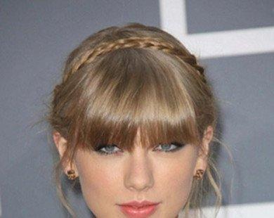 Các mẫu tóc đẹp sành điệu của Taylor Swift