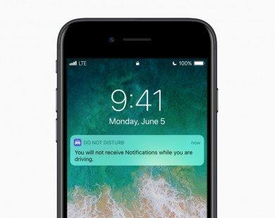 13 tính năng được yêu thích nhất trên iOS 11