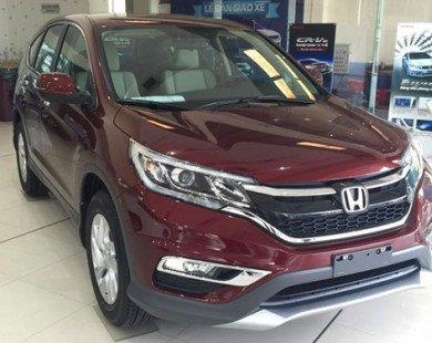 Honda CR-V và Mazda CX-5 giảm đến 300 triệu sau 19 tháng