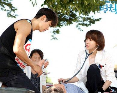 Hospital Ship - Tác phẩm y khoa rất đáng xem của Ha Ji Won