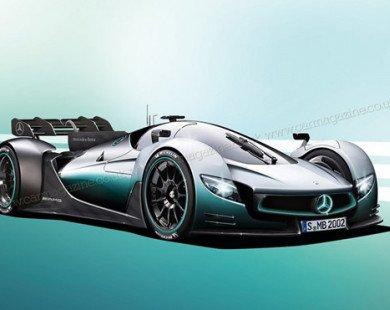 Mercedes-AMG sắp ra mắt siêu xe hybrid 1.000 mã lực