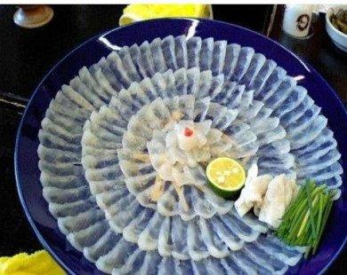 10 món ăn kinh dị không phải ai cũng có gan thử của Nhật Bản