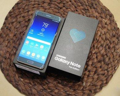 Galaxy Note FE bán hết sạch sau 2 tháng