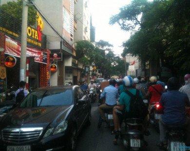 Hà Nội mở rộng tuyến phố Vũ Trọng Phụng