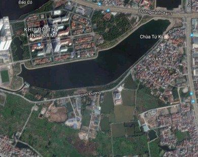 Hà Nội sẽ có dự án nhà ở cao tầng 5.000m2 gần khu đô thị Linh Đàm