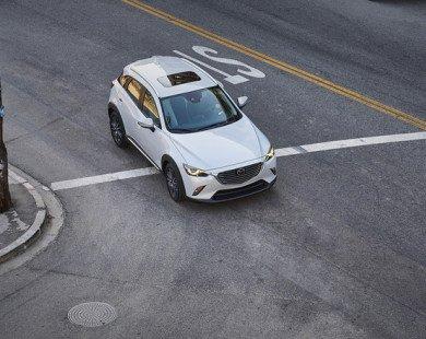 Mazda CX 3 2018 sẽ ra mắt tháng này