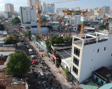 Cho phép xây cao ốc khi chưa làm hạ tầng giao thông là sai lầm!
