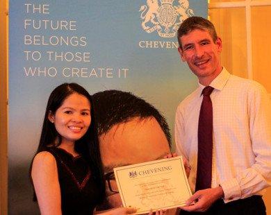 21 học giả Việt Nam nhận học bổng của Chính phủ Anh