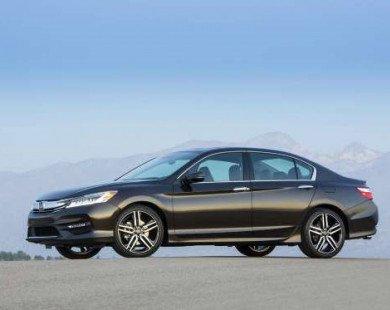 8 mẫu xe sedan cỡ trung tốt nhất thị trường 2017