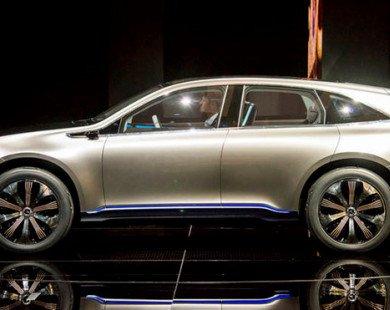 Mercedes ra mắt hatchback chạy điện EQ A Concept