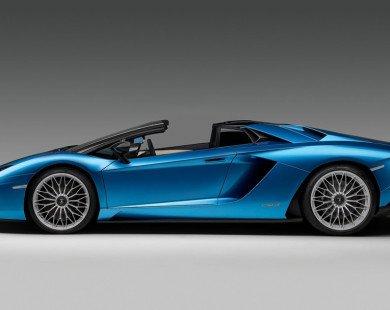 Lamborghini Aventador S Roadster - tuyệt phẩm mui trần