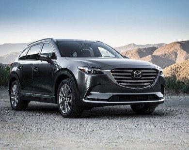 Mazda CX-9 2018 thêm tính năng, công nghệ an toàn