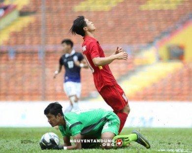 Trận Việt Nam thắng Campuchia ở SEA Games 29 bị nghi bán độ