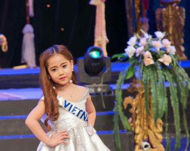 Tự hào cô bé Hải Phòng vượt 50 mẫu nhí thế giới, đoạt giải 'Công chúa thời trang' tại Thái Lan