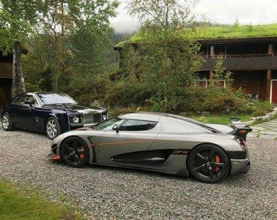 Rolls-Royce Sweptail 13 triệu USD xuất hiện tại Na Uy