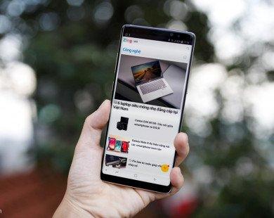 Loạn giá Samsung Galaxy Note 8 trước ngày ra mắt tại VN