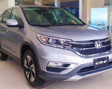 Honda CR-V còn ít hàng, giá từ 820 triệu sau đợt giảm mạnh