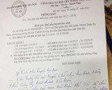 Trường nhận sơ suất vụ phụ huynh tố làm 'cò mồi' cho bảo hiểm