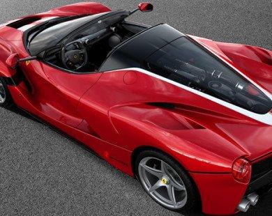 Ferrari LaFerrari Aperta cuối cùng bán giá 8,3 triệu Euro